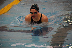 Girls swimming team prepares for State against tough competition