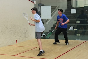 Young squash program looks to overcome competition with strategy