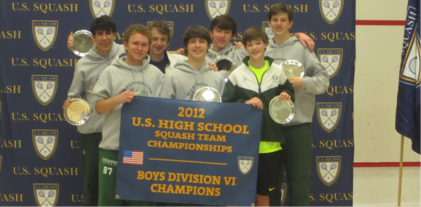 Boys squash rallies at Yale to win national championship