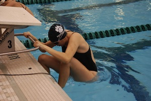 Wildcat swimmers strive to claim two state titles