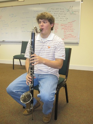 Artist Spotlight: band senior Oglesby pursues dreams