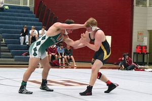 Individual wrestlers advance to state with high hopes