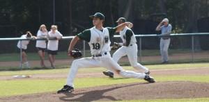 Baseball clinches playoff spot