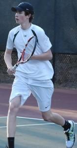 Boys varsity tennis has eyes on another title