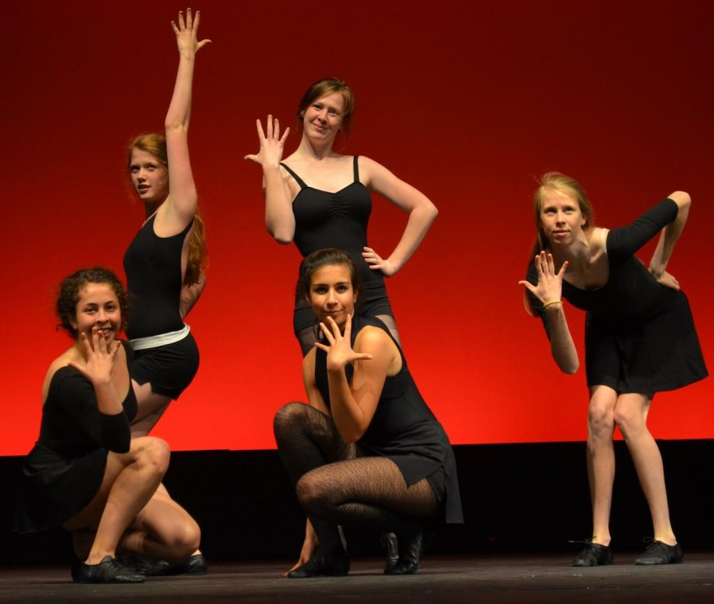 Dance Corps concert displays routines from breakdancing to ballet
