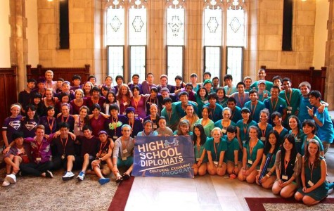 High School Diplomats cultural exchange program provides an excellent opportunity for rising juniors and seniors