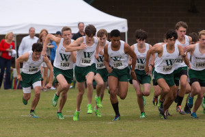 This year's state team consists of five senior captains, a junior, and two sophomores.