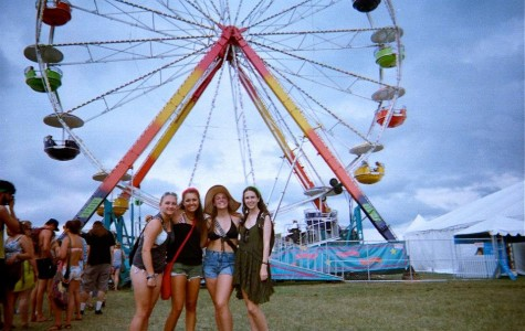 Summer music festivals stun students