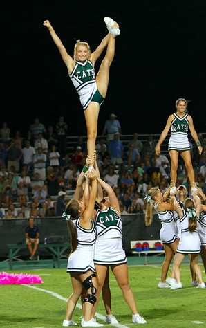 Cheerleading: Is it a sport or not?