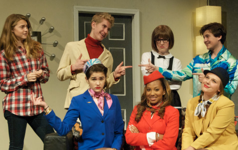 Small cast brings big laughs to production of Boeing Boeing