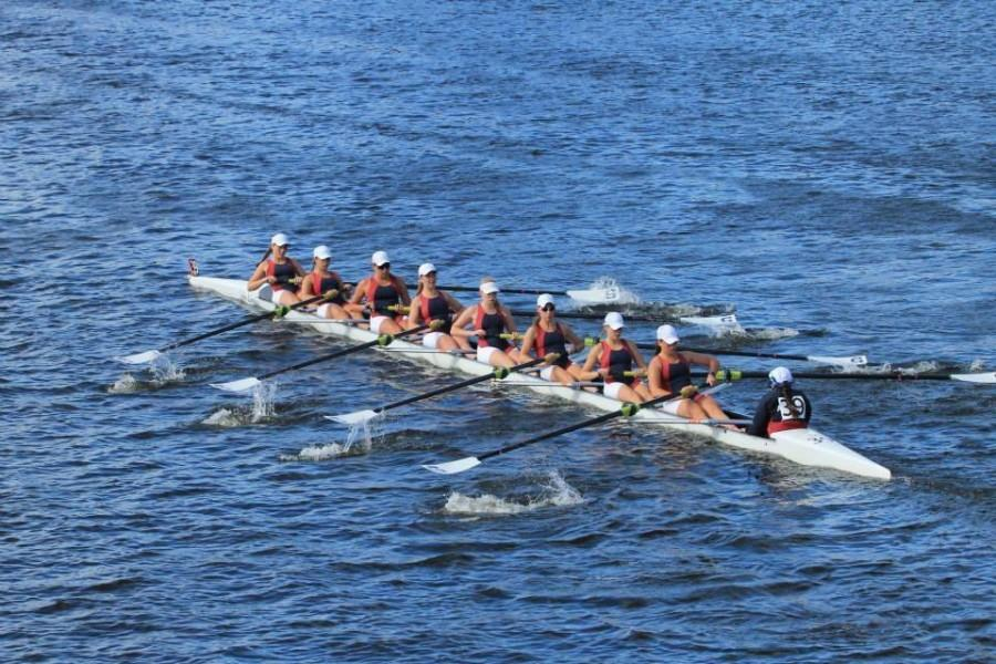 Westminster+rowers+participate+in+Head+of+the+Charles+Regatta