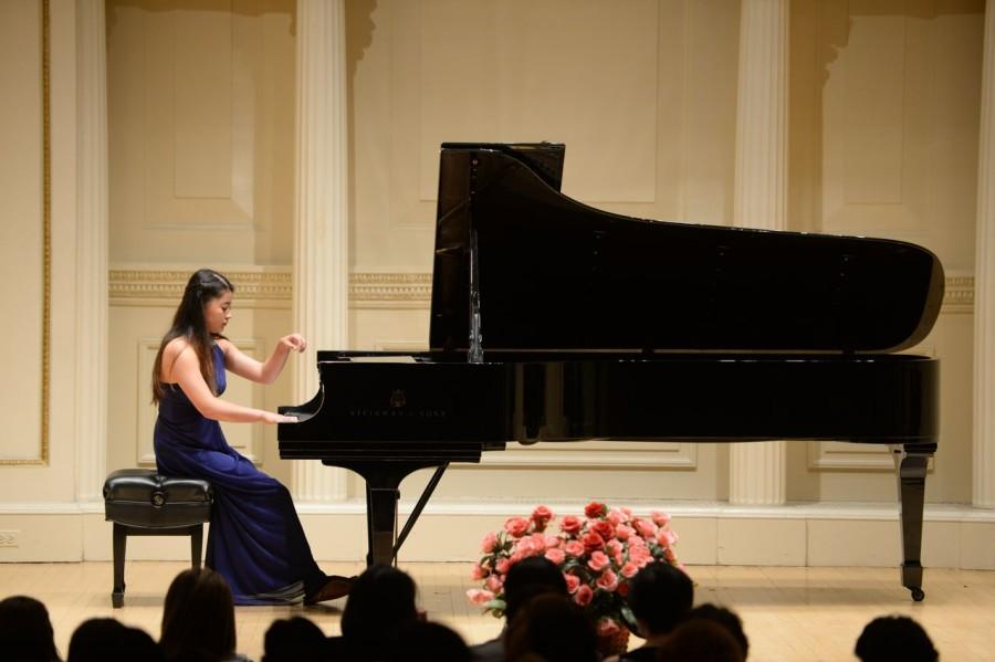 Pattillo's piano talent shines in performance at Carnegie Hall