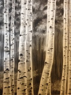 Bjork sees world as physics teacher and painter