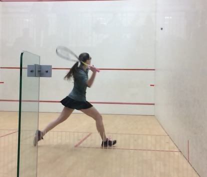 Westminster squash thrives regionally and nationally
