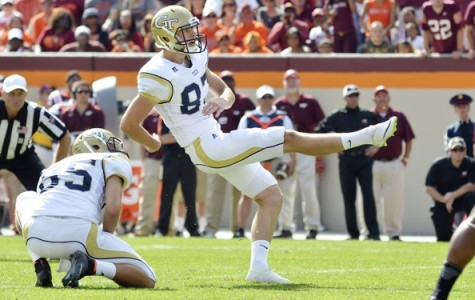 Westminster alum Harrison Butker reflects on kicking career