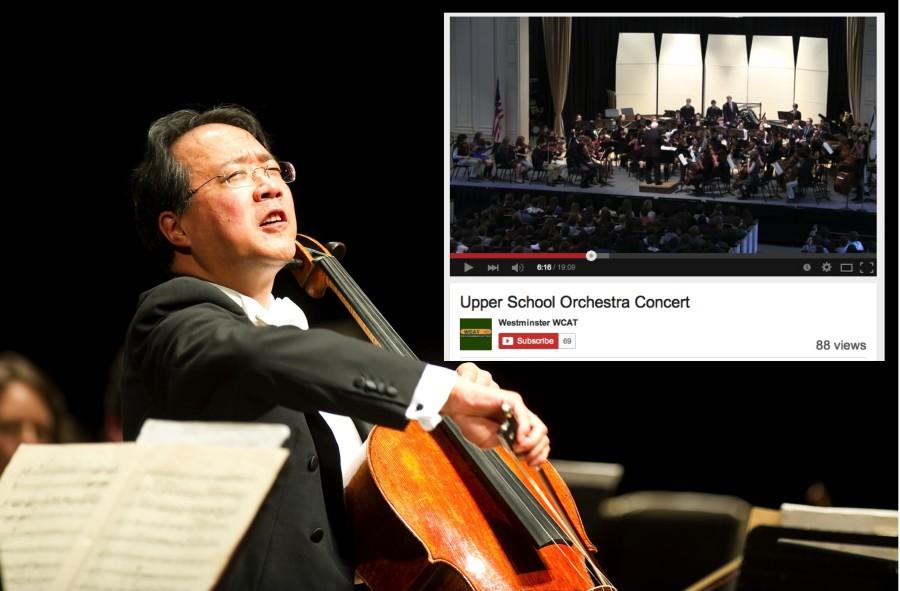 Sophomore cello prodigy Wolfgang von Stein discovered by Yo-Yo Ma on WCAT [Satire]