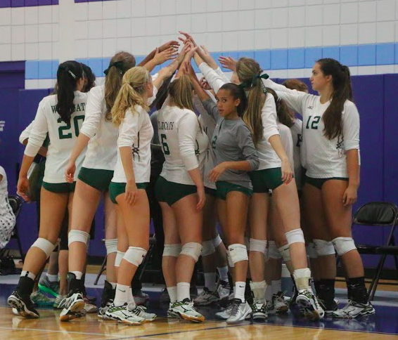 Varsity Volleyball Looks to Continue a Strong Season