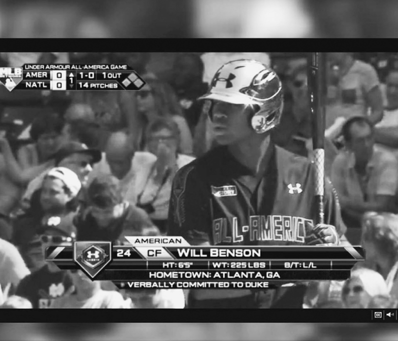 Will Benson Makes Team USA Baseball, Wins World Cup