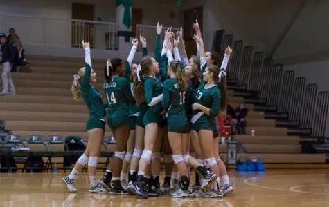 Volleyball team hopes to win it all this season