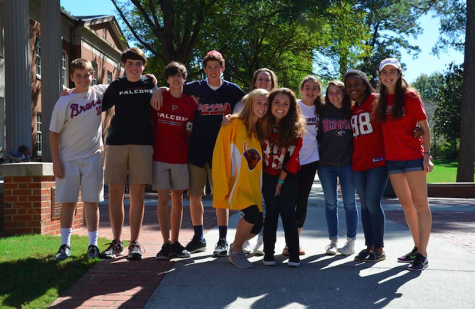 Students celebrate Atlanta Sports Day