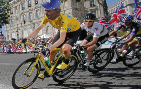 Dave Drake brings cycling skills abroad, wins Tour de France