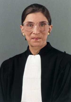 Students and faculty reflect on the death of Justice Ruth Bader Ginsburg