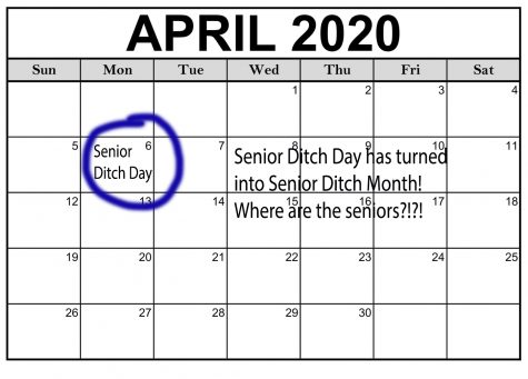 Senior ditch day to become senior ditch month